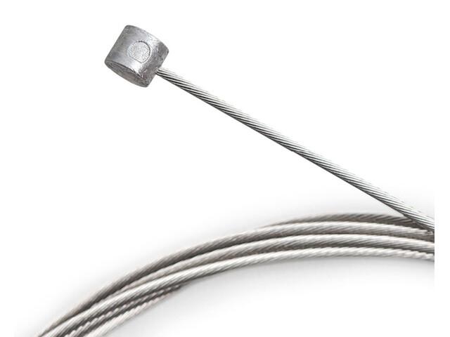capgo BL Bromsvajer 1,5 rostfrittstål Shimano MTB grå